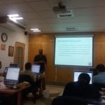 برگزاری کارگاه آموزشی پیشرفته نرم افزار کامفار